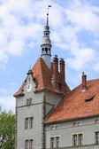 Tower of Shoenborn Palace — Stock Photo