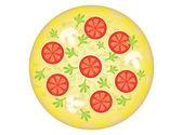 比萨 — 图库矢量图片