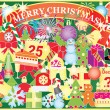 Merry Christmas background — Stock Vector #29800063