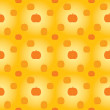 Seamless pattern with pumpkins — Image vectorielle