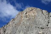 пик горы — Стоковое фото