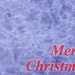 Merry Christmas background — Stock Photo