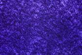Close up of blue felt — Stock Photo