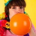 Birthday balloon — Stock Photo #12633845