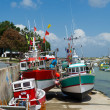Fishing boats Boyardville France — Stock Photo