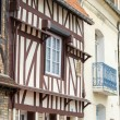 Stock Photo: Normandy street