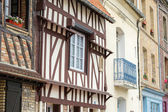 Normandy street — Stock Photo