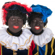 Dutch black petes - Stock Photo