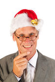 Thinking about Christmas — Stock Photo