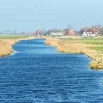 Dutch landscape — Stock Photo #18823613