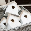 Decoration bird houses — Stock Photo #19410037