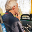 Travel by bus — Stock Photo
