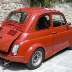 Little famous car — Stock Photo #2328437