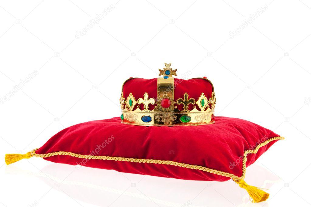 Подушечка для короны