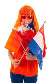 Kings gün hollanda'da turuncu — Stok fotoğraf
