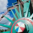 Detail Dutch windmill — Stock Photo