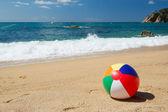 Beach ball — Stock Photo