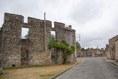 Oradour sur Glane — Foto Stock