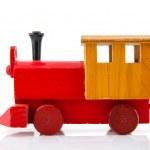 Wooden train — Stock Photo #31739393