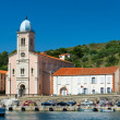Church Port Vendres — Stock Photo