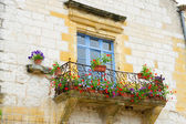 Balcon frances — Foto de Stock