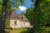 Typical house in French Dordogne — Stock Photo
