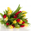 Bouquet tulips — Stock Photo #40791571