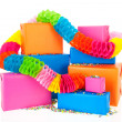 Gifts in many colors — Stock Photo #43005517