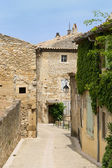 Old French village — Stock Photo
