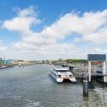 Harbor Dutch Harlingen — Stock Photo #47391555