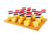 Dutch cheese — Stock Photo