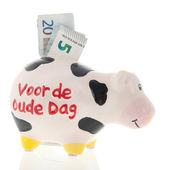 Dutch piggy bank — Stock Photo