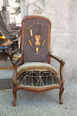 Upholster furniture — Stock Photo