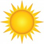 Summer Hot Sun — Stock Photo #12492703