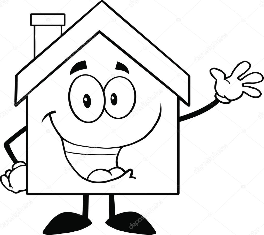 Cartoon House Stock Photos Images Royalty Free Cartoon