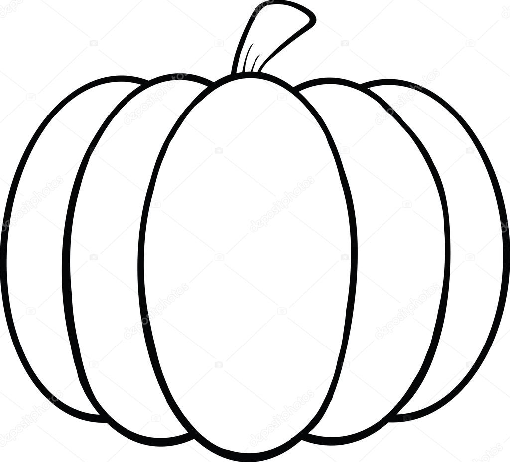 cartoon pumpkins coloring pages - photo#1