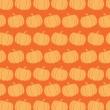 Pumpkin Background Seamless Pattern — Stock Photo #31735119