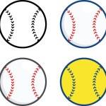 ������, ������: Baseball Balls Collection Set