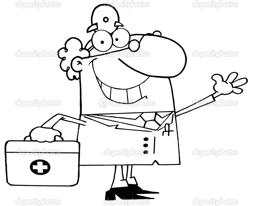free first aid for children coloring pages