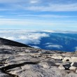 South Peak of Mount Kinabalu - Stock Photo