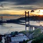 Tsing Ma Bridge — Stock Photo #17005871