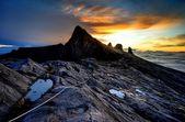 Mount Kinabalu — Stock Photo