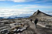 South Peak, Mount Kinabalu — Stock Photo