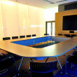 Empty office conference room - Stock Photo