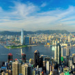Victoria Harbour — Stock Photo