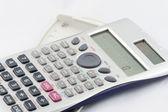 Isolated calculator — Stock Photo