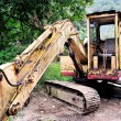 Stock Photo: Dozer