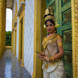 Apsara Dancer — Stock Photo #14683783