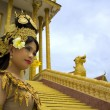 Apsara Dancer — Stock Photo #14684031