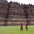 Borobudur, indonesia — Stock Video #22954832